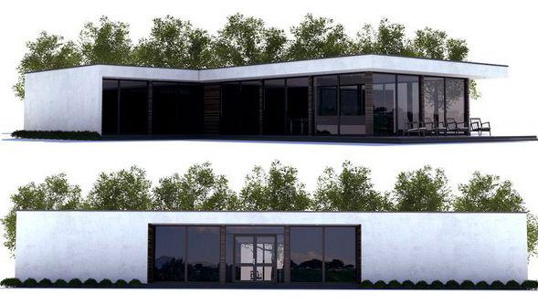 Case con struttura in acciaio un esempio di soluzione for Casa legno antisismica costo